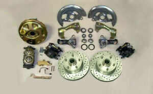 Big Block Chevy Gm A F Body Power High Performance Disc Brake Conversion Kit 9