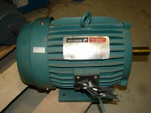 Reliance Ac 5 Hp Motor New