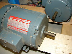 Dayton Ac 1 2 Hp Motor New