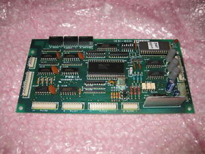 Panasonic 1231 6001 07 Pw Board a with Ic New