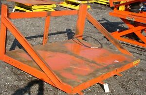 Knight 1000 Lb Hydraulic Tilting Table