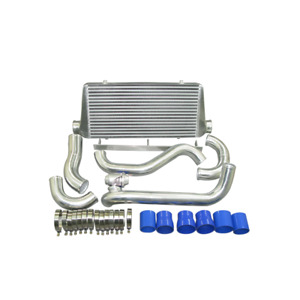 Intercooler Kit For Toyota Supra Mkiii 1jz gte 1jzgte Tt Ma70 Ma71 Twin Turbo