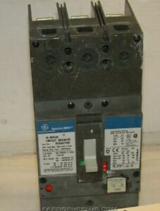 Ge 250a 3 Pole Circuit Breaker Sfha36at0250