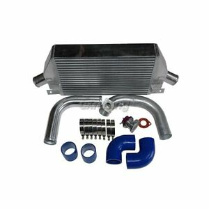 Cxracing Bolt On Intercooler Kit Piping Bov For 03 06 Dodge Neon Srt 4 Blue