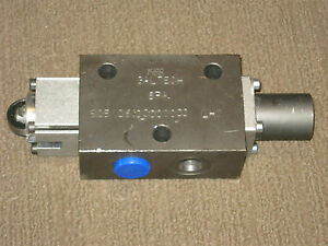 Galtech Spa 1488 Hydraulic Flow Diverter Valve Assembly