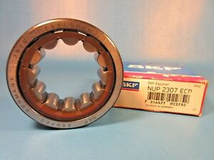 Skf Nup2307ecp Nup 2307 Ecp Single Row Cylindrical Roller Bearing