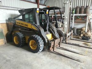 2006 New Holland L185 Loaded With Options