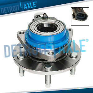 Rear Wheel Bearing Hub Assembly For 2003 2004 2005 2006 Cadillac Cts 5 Lug