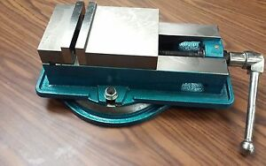 6 Ang down lock Milling Machine Vise W Swivel Base 850 600 new