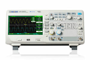 Siglent Sds1302cfl 300mhz Digital Oscilloscope 2gsa s 50gsa s 2 Channels