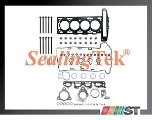 Fit 2002 06 Gm 2 2l Dohc Ecotec Head Gasket Set Bolts Kit Z22se L61 L42 Engine