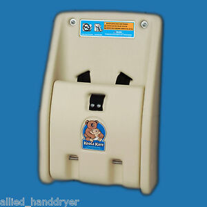 Koala Kare Kb102 00 Child Protection Seat Cream Surface Mount Folding