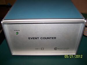 Columbus Instruments Event Counter For Opto varimex Activity Track System