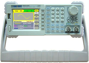 All New Siglent Sdg1005 Signal Generator Better Dg1022 5mhz Waveform Generators