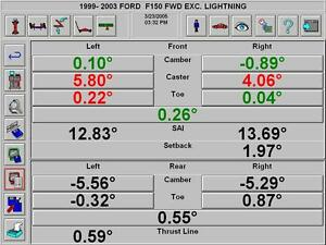 Bear Ccd Wheel Alignment Dos To Windows Conversion Kit W Software Pc And More
