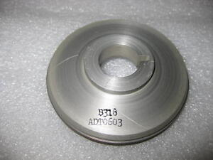3 15a9 Diamond Saucer Style Side Grinding Wheel 120 Grit New Adt0603 U s a New