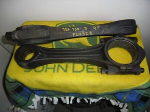 Pair Of John Deere Connecting Rods For 720 730 D Gp Tractors F2432r