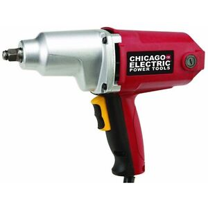 1 2 Drive Electric Impact Wrench Brand New 230 Ft Lb Torque 120 Volt