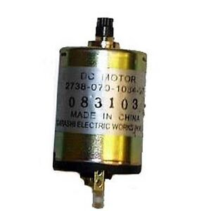 12vdc Hobby Motor With Gear 04m002 Lot Of 10