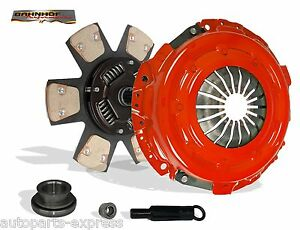 Clutch Kit Stage 3 Bahnhof For 94 04 Ford Mustang Coupe Convertible 3 8l 3 9l V6