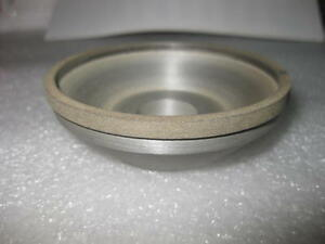 Diamond Grinding Wheel Dish 12a2 120 Grit New 75mm X 25 Mm X 20 Mm