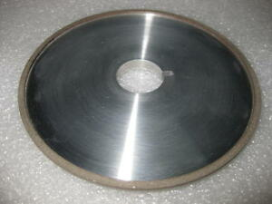 Diamond 5 Facing Grinding Wheel 180 Grit New 5 X 3 8 X 25 Mm Kw