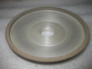 Diamond 12a2 Dish Style Grinding Wheel 6 X 1 X 30 Mm 100 Grit New U s a
