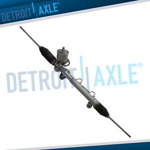 Power Steering Rack And Pinion For Grand Prix Century Regal With Magnasteer