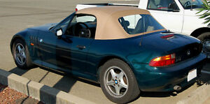 Bmw Z3 Convertible Top Tan Stayfast 1996 2002 M Roadster