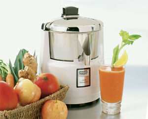 Waring 6001c Commercial Juicer Electric 120v Standard Heavy Duty