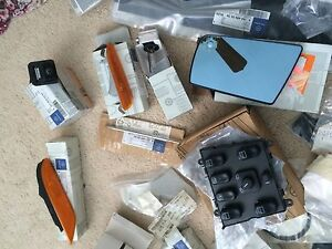 Mercedes Benz Oem Parts Lot Sale