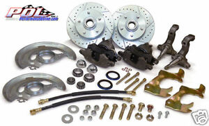1962 63 64 65 66 1967 Chevy 2 Nova Front Disc Brake Kit