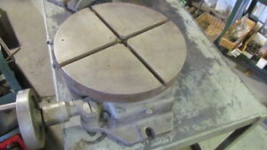 15 Troyke Rotary Table Y 326 240