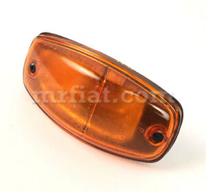 Lancia Fulvia Coupe Amber Side Marker Light New
