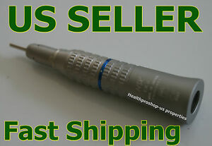 Nsk Ex 203 S Nose Cone Straight Contra Angleslow Speed Handpiece Made In Japan