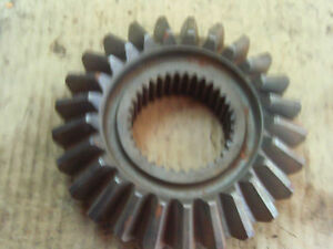 Bush Hog Rotary Cutter Gearbox Gear Tractor 70969 For Cr20f Counterrotating