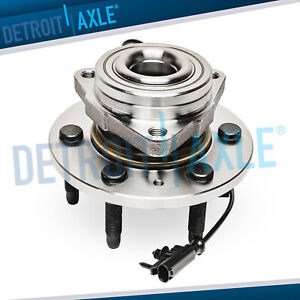 Front Wheel Bearing Hub Assembly 2007 14 Silverado Yukon Escalade Suburban