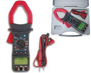 High End Clamp On Multimeter dcm268 aeec2892