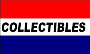 Collectibles Flag 3x5 Ft Sports Coins Stamps Antiques Store Shop Mall Banner