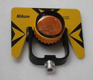 Brand New Nikon Single Prism For Nikon Total Stations Surveying