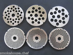 Grinding Plate For Hobart Meat Grinder 4146 4346 4732a 4332 4532 4732 4046 32