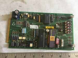 New Data Acquisition 81750012 2 Monitor Labs 81750012 Serial Board Ain8