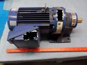 Sumitomo Hp 3 4 3 Phase Induction Motor Cnh M08 61054a 59 Industrial Motors