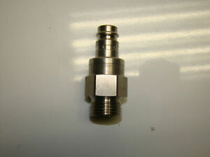 Quick Coupler Fitting Male 0103136