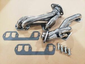 1997 1998 1999 2000 2001 2002 2003 Dodge Dakota Ram 3 9l V6 Stainless Ss Headers