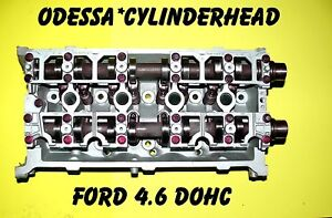 Ford Cobra Mustang Lincoln Mark 4 6 Dohc Cylinder Head Rebuilt