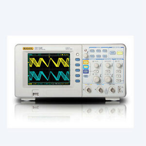 Brand New Rigol Digital Storage Oscilloscope Ds1102e 100mhz 1gs s 2 channels