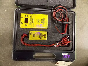 Greenlee Unitest Dr701 Phase Motor Rotation Tester