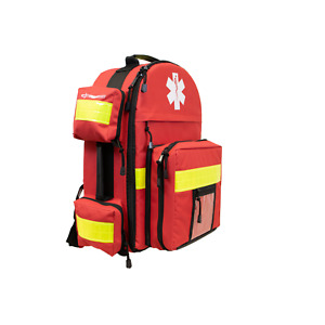 Primacare Emergency Emt O2 Trauma Bag Back Pack Kit