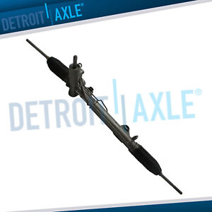 Complete Power Steering Rack And Pinion Assembly 2002 2005 Jeep Liberty